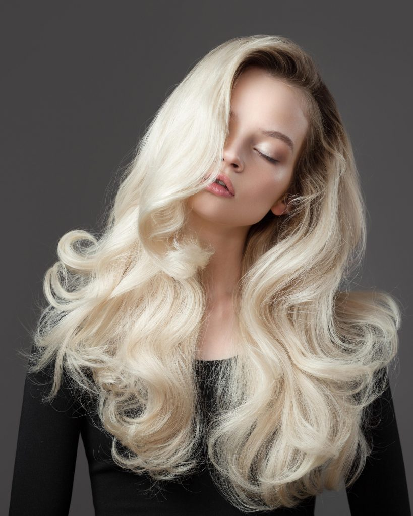 hair colouring blonde1